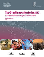 Global Innovation Index 2012 - Trade News in Brief